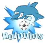 DOLPHINS SOCCER TEAM T-SHIRTS AND GIFTS
