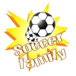 SOCCER FAMILY T-SHIRTS AND GIFTS