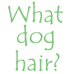 What Dog Hair?