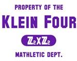 Property Of Klein Four