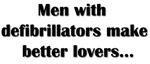 Men With Defibrillators