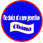 The Choice of a new generation: Obama