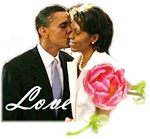 Barack & Michelle Love