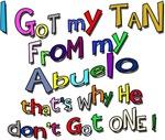 I got my Tan - Abuelo (Granddad)