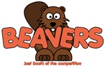 Beavers - Just South of the competition