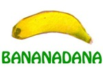 BANANADANA-7 SECTIONS,OVER 40 DESIGNS