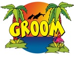 Groom Beach T-Shirts