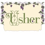 Usher Vineyard T-Shirts