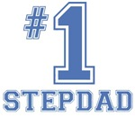 #1 Stepdad T-Shirts