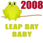 2008 Leap Day Baby T-Shirts and Gifts