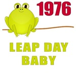 1976 Leap Year Baby T-Shirts