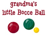 Grandma's Little Bocce Ball T-Shirts