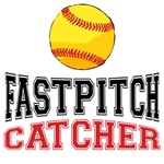 Fastpitch Catcher T-Shirts