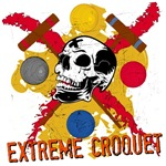 Extreme Croquet T-Shirts and Gifts