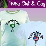 Wine Girls & Guys, Winey Girls