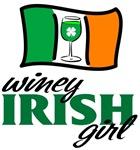 Winey Irish Girl