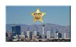Clark County Sheriff Vegas Skyline