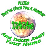 The Pluto Number