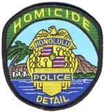 Honolulu PD Homicide