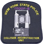 NYSP Collision Investigation