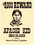 The Apache Kid