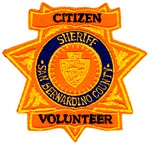 San Bernardino Volunteer