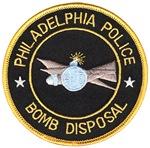 Philadelphia Police Bomb Squad