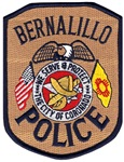 Bernalillo New Mexico Police