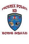 Phoenix Police K9 EOD