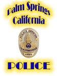 Palm Springs CA Police