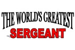 The World's Greatest Sergeant