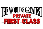 The World's Greatest Private First Class