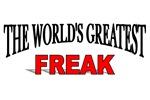 The World's Greatest Freak