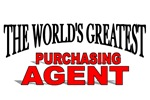 The World's Greatest Purchasing Agent