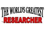 The World's Greatest Researcher