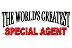 The World's Greatest Special Agent