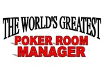 The World's Greatest Poker Room Manager