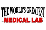 The World's Greatest Medical Lab