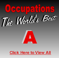 The World's Best Occupations A