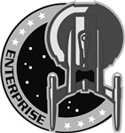 Enterprise Logo Grey