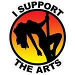I Support The Arts