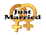Women Just Married