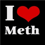 I love (heart) Meth
