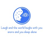 Funny Snoring Quote
