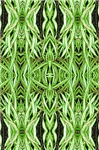 Woven Leaf Abstract 1