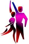 Latin Dancers (three colors)