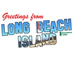 Greetings from Long Beach Island