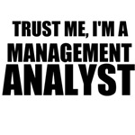 Trust Me, I'm A Management Analyst