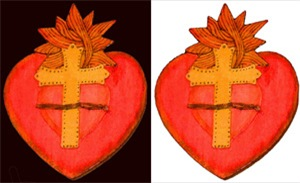 Sacred Heart/Sagrado Corazon