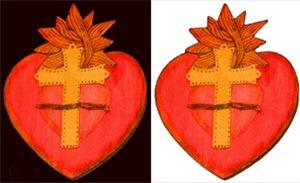 Sacred Heart/Sagrado Corazon